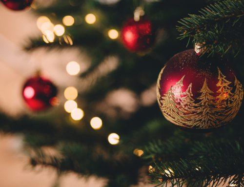 Weihnachtsurlaub und -grüße